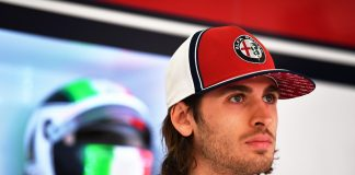 Antonio Giovinazzi, Alfa Romeo, racingline, racinglinehu, racingline.hu