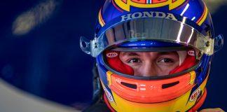 Alexander Albon racingline. racinglinehu, racingline.hu