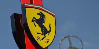 Ferrari Mercedes, jeremy clarkson