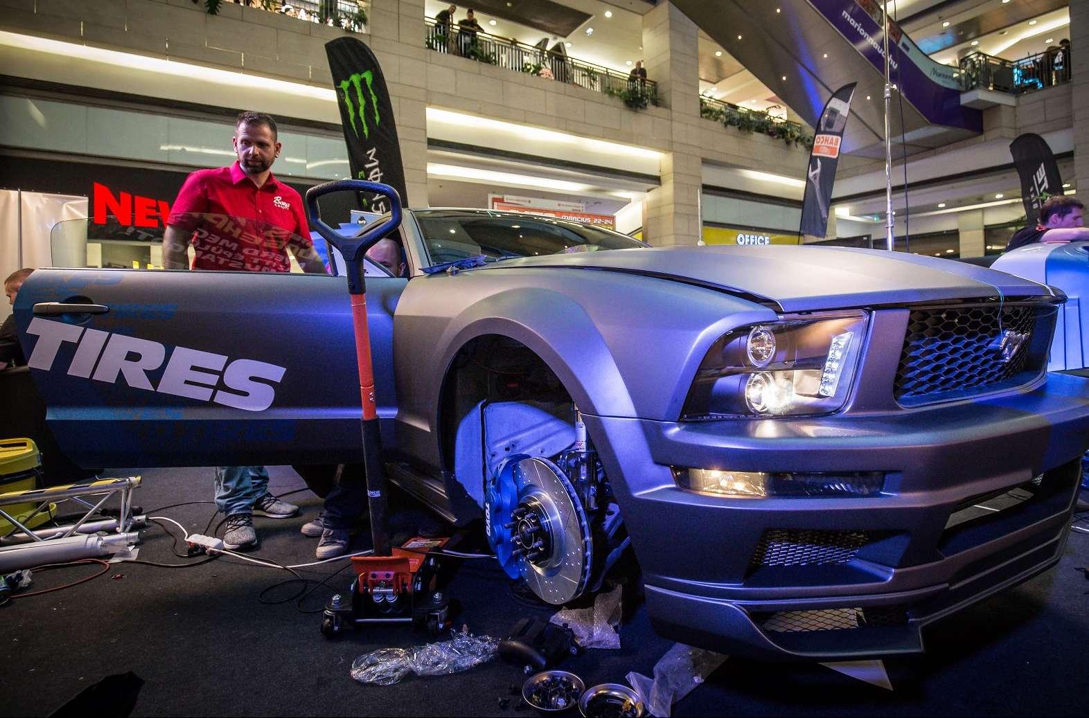 Ford Mustang AMTS acingline, racinglinehu, racingline,hu