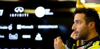 Daniel Ricciardo, Renault,