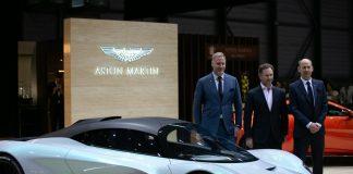 Aston Martin Valkyrie, genfi autószalon , racingline, racinglinehu, racingline.hu