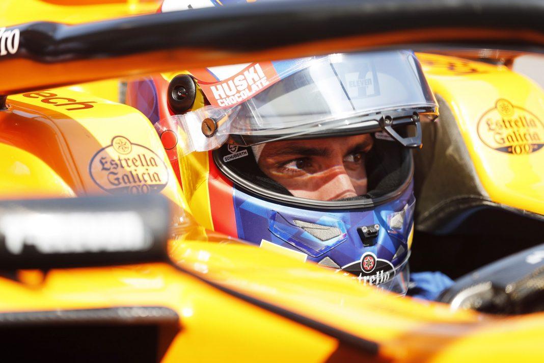 Carlos Sainz Jr, McLaren,