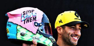 Daniel Ricciardo sisak racingline. racinglinehu, racingline.hu