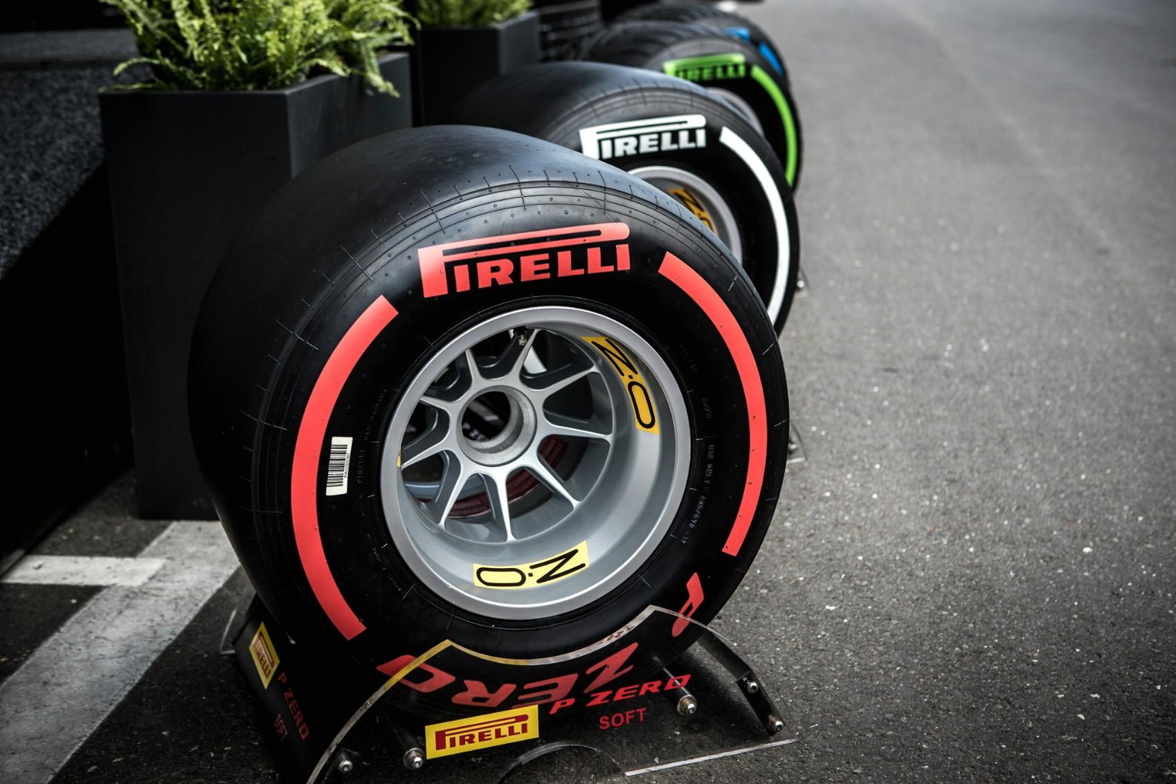 Pirelli gumik