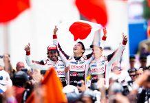#8 TOYOTA GAZOO RACING / JPN / Toyota TS050 - Hybrid - Hybrid / Sebastien Buemi (CHE) / Fernando Alonso (ESP) / Kazuki Nakajima (JPN) - 24 hours of Le Mans - Circuit de la Sarthe - Le Mans - France -