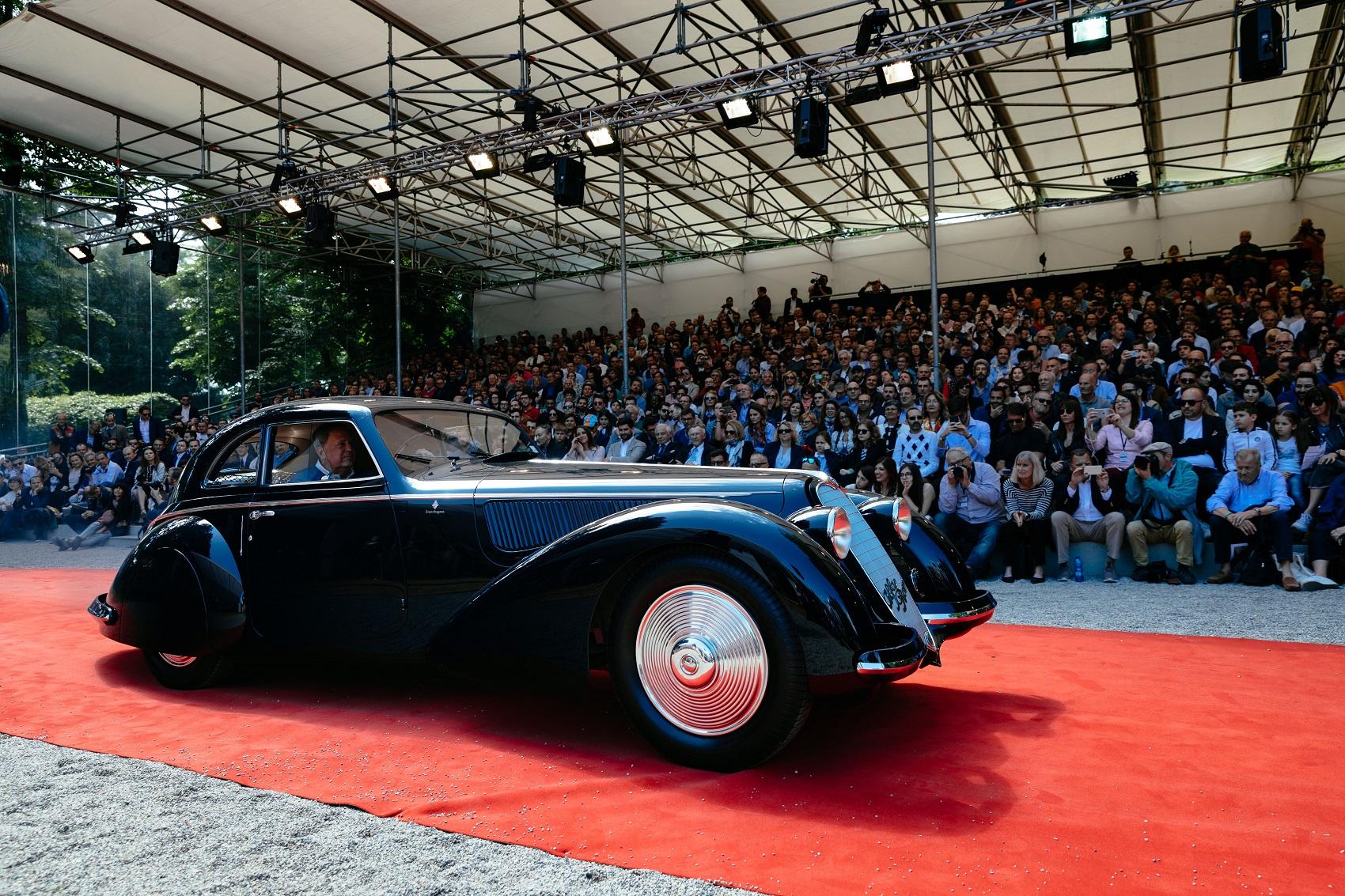Alfa Romeo 8C 2900B Berlinetta Touring