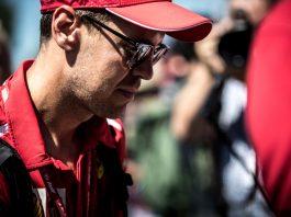 Sebastian Vettel, versenyzők