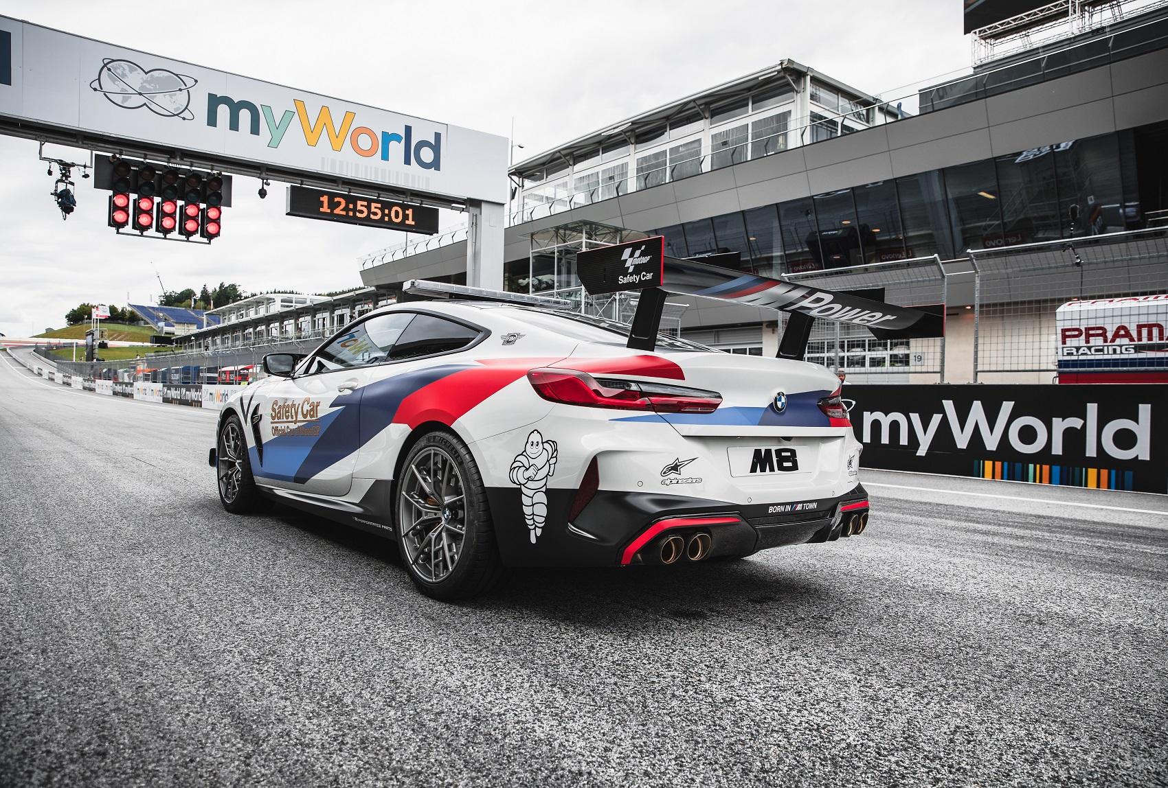 BMW M8 MotoGP™ Safety Car (2)