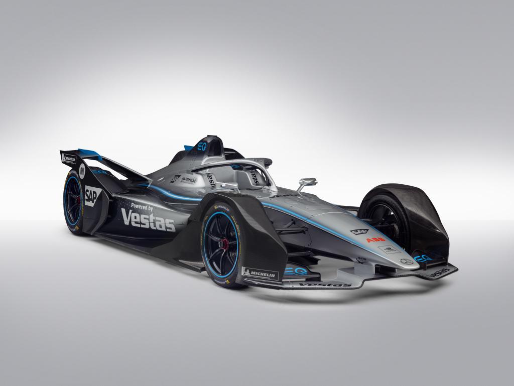 Mercedes-Benz EQ Silver Arrow 01Mercedes-Benz EQ Silver Arrow 01 formula e