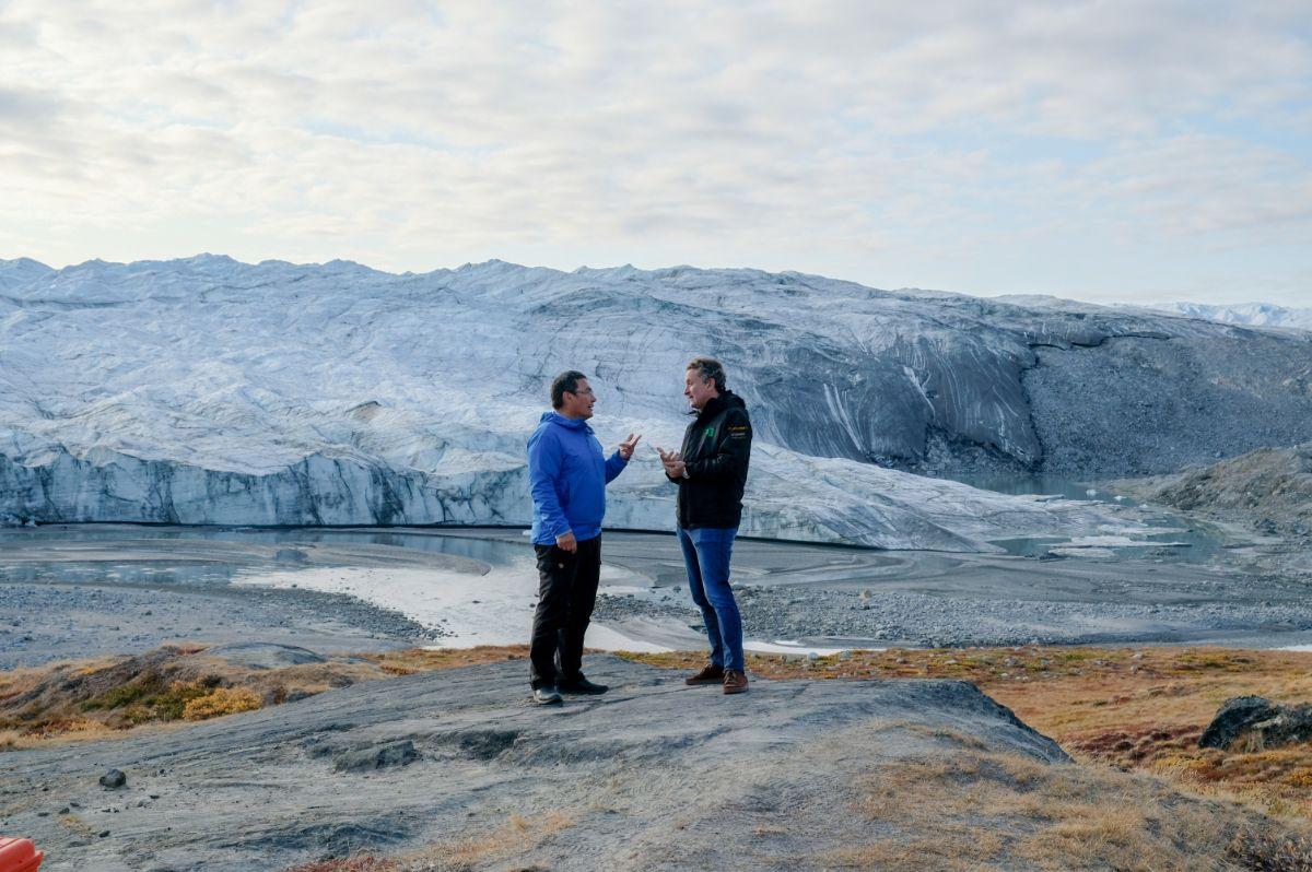 Grönland Extreme E