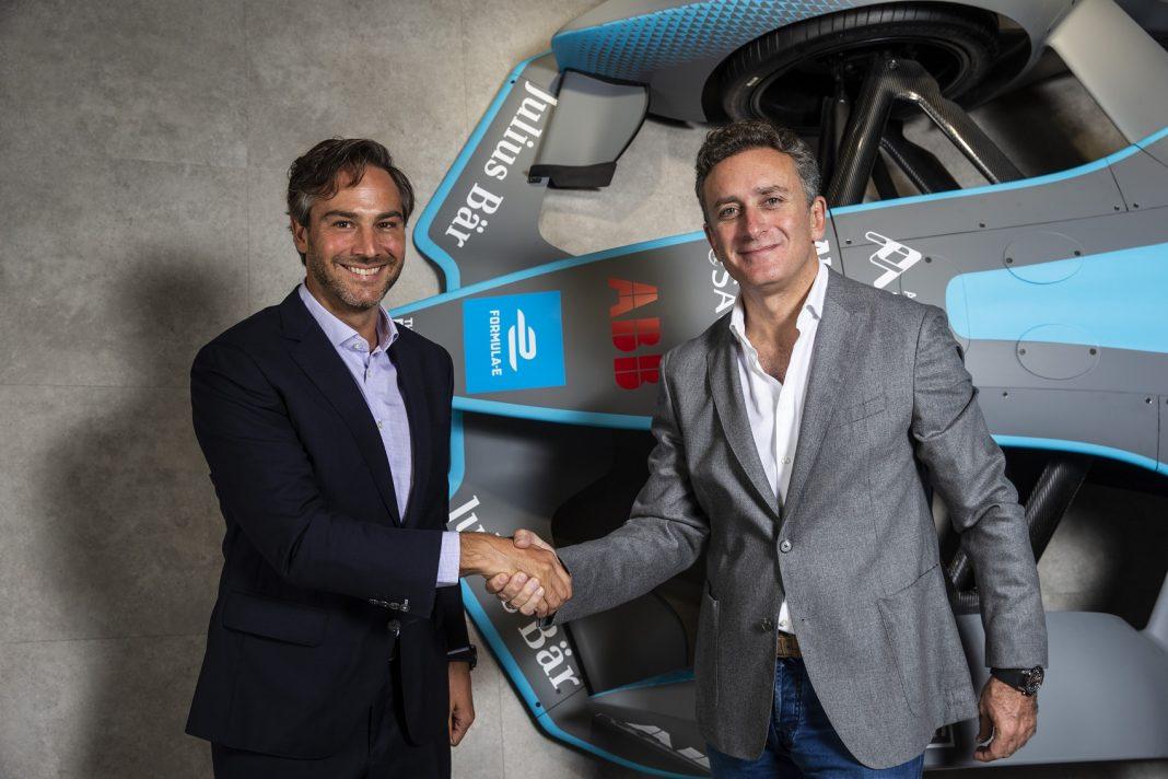 Jamie Reigle, Alejandro Agag Formula E