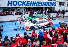 DTM, Audi, Hockenheim