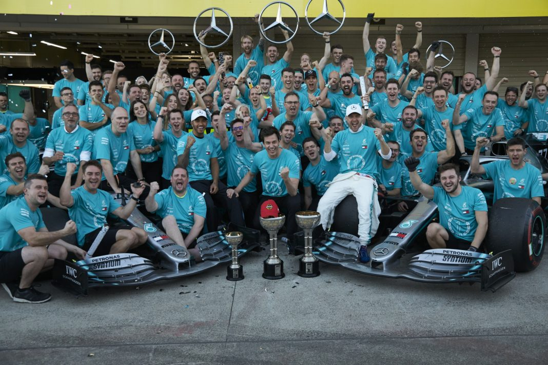 Mercedes lauda
