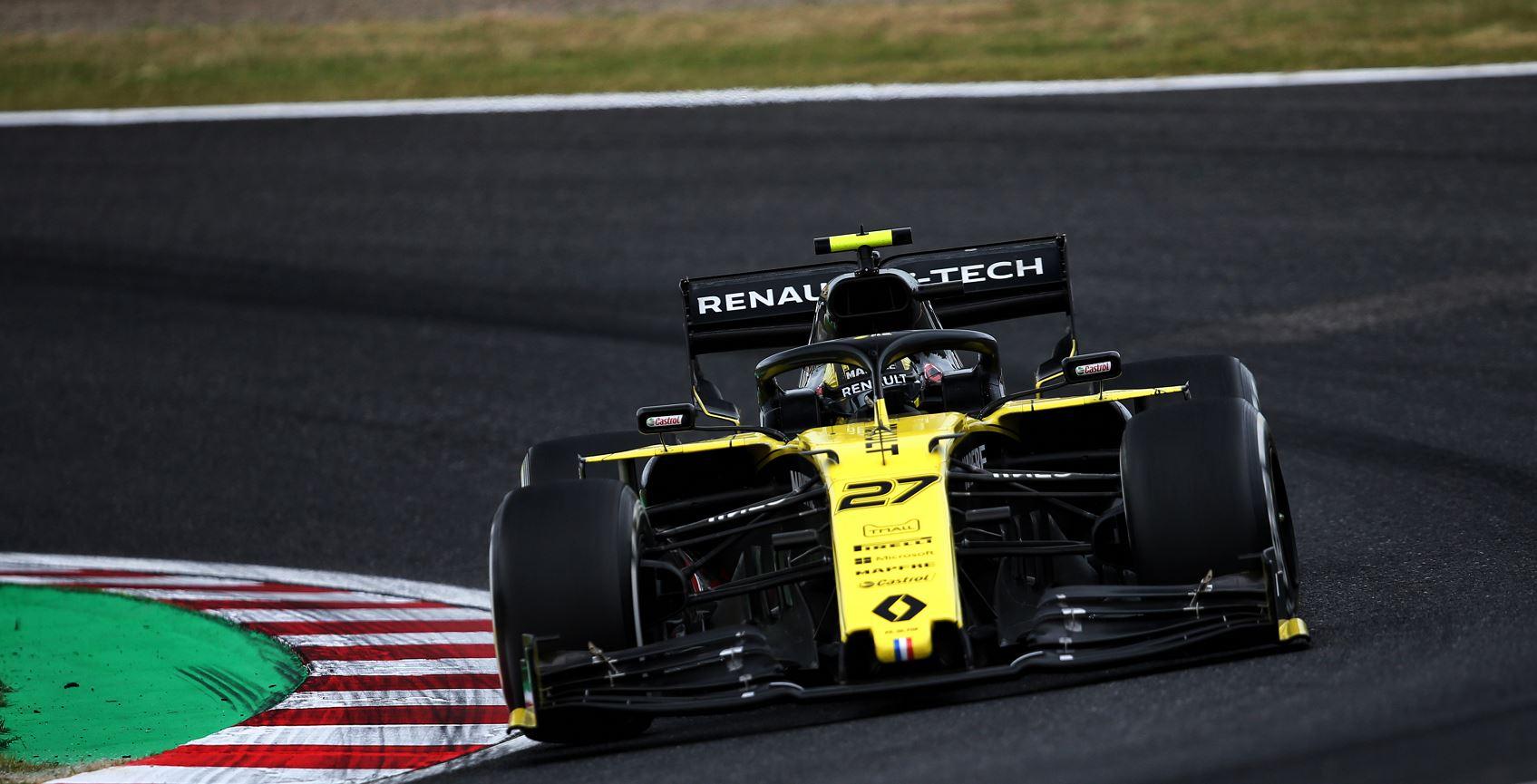 Renault Nico Hülkenberg