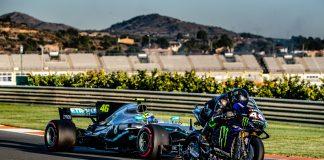 Lewis Hamilton, Valentino Rossi (1)
