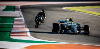 Lewis Hamilton, Valentino Rossi (2)