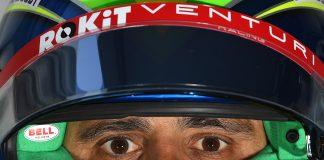 "Felipe Massa Driver""s Eye kamera"