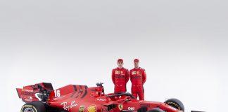 Charles Leclerc, Sebastian Vettel,Ferrari