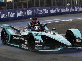 Mitch Evans, Formula E