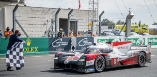 Le Mans 24 Hours, Toyota