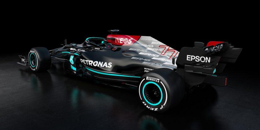 Mercedes-AMG F1 W12