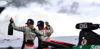 Audi, Di Grassi, René Rast, Formula E