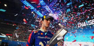 Alex Lynn, Formula E